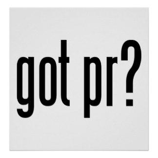 PR Who?
